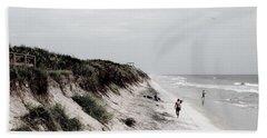 Oceanside Beach Towel by Amar Sheow