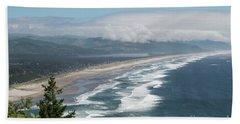 Oceanside Beach Oregon Beach Sheet