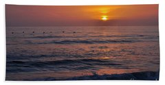 October Set Beach Towel