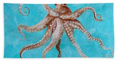 Octopus Beach Sheet