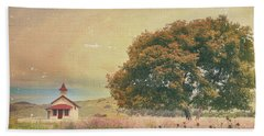 Of Days Gone By Beach Towel by Laurie Search