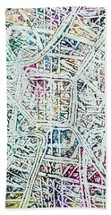16-offspring While I Was On The Path To Perfection 16 Beach Towel