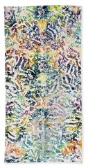 20-offspring While I Was On The Path To Perfection 20 Beach Towel
