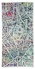 24-offspring While I Was On The Path To Perfection 24 Beach Towel