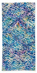 32-offspring While I Was On The Path To Perfection 32 Beach Towel