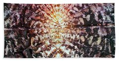 35-offspring While I Was On The Path To Perfection 35 Beach Towel