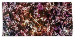 42-offspring While I Was On The Path To Perfection 42 Beach Towel