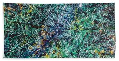 47-offspring While I Was On The Path To Perfection 47 Beach Towel