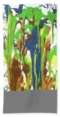 9-offspring While I Was On The Path To Perfection 9 Beach Towel