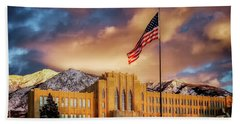 Ogden High School At Sunset Beach Sheet