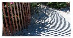 Ogunquit Shadows Beach Sheet