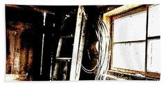 Old Barn Ladder Beach Sheet