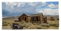 Old Bodie House Beach Sheet
