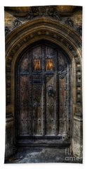 Old College Door - Oxford Beach Sheet