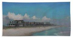 Old Pawleys Beach Towel by Blue Sky