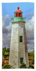 Old Point Comfort Lighthouse Beach Towel