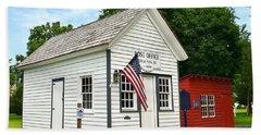 Old Post Office - Ocean View Delaware Beach Sheet