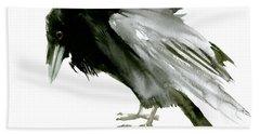 Old Raven Beach Sheet by Suren Nersisyan