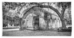 Old Tabby Church Beach Sheet