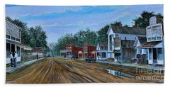 Old Town Breaux Bridge La Beach Sheet