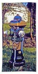 Oldenburg Fireplug Beach Sheet