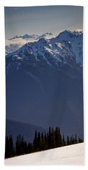 Olympic National Park Beach Towel