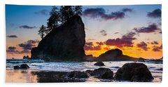 Olympic Sunset Beach Sheet