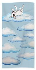 On Cloud Nine Beach Towel