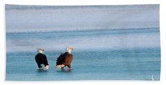 On Ice Beach Sheet