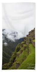 On The Edge Beach Towel