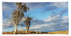 On The Road To Cooma Beach Towel