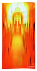 On The Way To Death Row Beach Towel by Paul W Faust - Impressions of Light