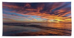 Once With You Beach Towel