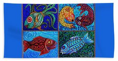 One Fish Two Fish Beach Sheet