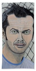 One Flew Over The Cuckoo's Nest. Beach Towel