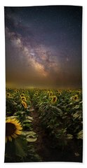 Beach Towel featuring the photograph One In A Million  by Aaron J Groen