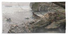 One Little Ducky Beach Sheet
