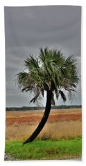 One Stands Alone Beach Towel