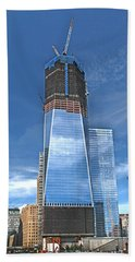 One World Trade Beach Sheet