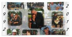 Onset Celebrates 25 Years Of Blues Beach Towel
