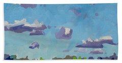 Open Gallery Cu Fractus Beach Towel