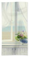 Open Window Beach Towel
