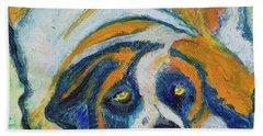 Orange Bernard Beach Sheet