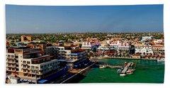 Oranjestad Aruba Beach Sheet