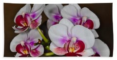 Orchid 306 Beach Towel