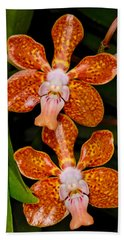 Orchid 450 Beach Towel