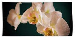 Orchids Beach Towel