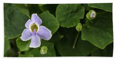 Orchids  Beach Towel by Jingjits Photography