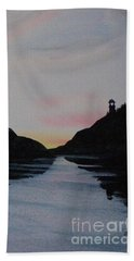 Oregon Coast Beach Towel