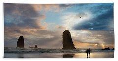 Oregon Coastine Beach Sheet